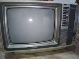 Tv Toshiba Classica 14 polegadas colorida funcionando