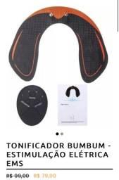 TONIFICADOR BUMBUM- Estimulação elétrica EMS