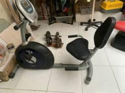 Bicicleta ergonometria olympikus