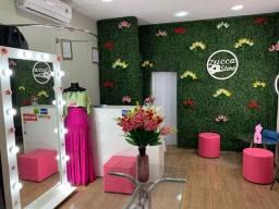 Passo loja de roupa feminina