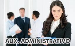 Título do anúncio: vagas   auxiliar administrativo e vendas
