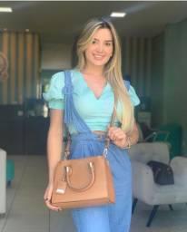 Bolsa Lorena couro Shutz
