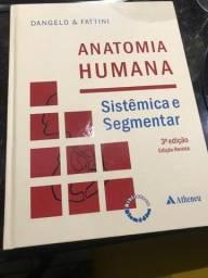 Livro Anatomia Humana Dangelo e Fantini