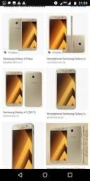 Samsung A7 Prova d'água telão 5.7