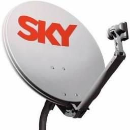 Antena Sky 150cm