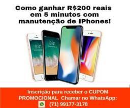 IPhone-Ultimas Vagas Curso Manutenção de iPhone 100% Online