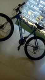 Bicicleta aro 26, 21 marchas