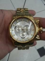 Relógio Invicta 14505 Reserve Venom B. Ouro