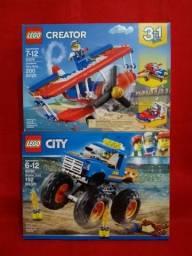 Lego Creator e City