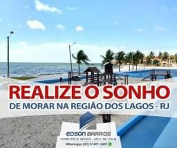 Terrenos pertinho da praia