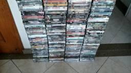 500 DVDS todos originais,R$ 2 reais cada