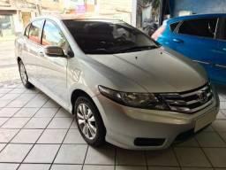 Honda City LX 1.5 Aut - 2013