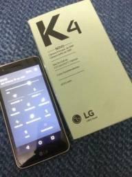 Vendo celular LG k4 sem detalhe