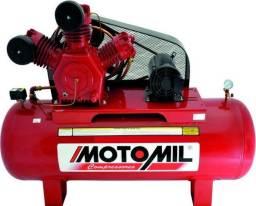 Compressor Motomil MAW 60Compressor de ar para uso industrial,