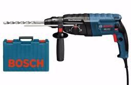 Martelete SDS Bosch GBH 2-24D Novo no Caixa com Maleta