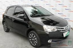 Toyota etios platinum 1.5 flex - 2015