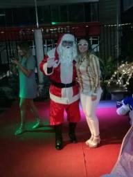 Papai Noel chegou
