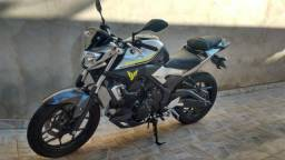 Yamaha MT-03 2017 - 2017