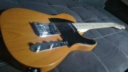 Guitarra Fender Squier Telecaster Blonde