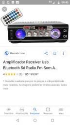 Amplificador com bloothof