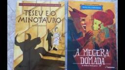 Livros paradidático novos, valores diferentes. R$ 25,00 Cabo Frio