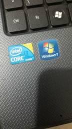 Notebook acer processador i3 2gb de ram