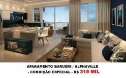 Apartamento Barueri - Condição especial - Alphaville