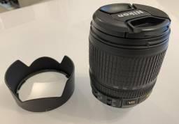 Lente Nikon AF-S Nikkor 18-105mm - oportunidade!