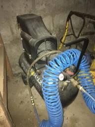 Compressor ar Shultz semi novo