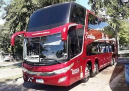 Ônibus Mercedes-Benz Paradiso 1800 DD 408 CV 8x2 2015