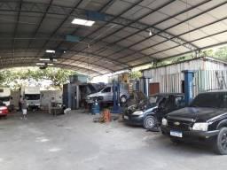 Alugo oficina mecânica