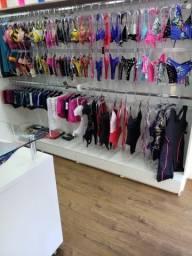 Passo loja de roupas fitness e praia