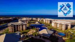 Apartamento com 2 dormitórios à venda, 62 m² por R$ 500.000,00 - Cumbuco - Caucaia/CE