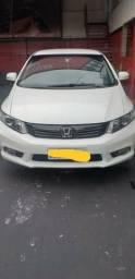 Honda Civic LXL Automático 1.8 , 2013 Completo - 2013