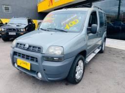 Fiat Doblo Adventure 1.8 16v 2006 Gasolina - 2006