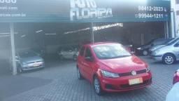 Volkswagem Fox 1.0 TL Vermelho - 2015