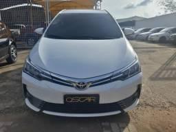 Corolla Gli 1.8 completo Faço troca - 2018