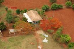 Fazenda de 160.000m² e 3 quartos em Pitangui - Cód: 456