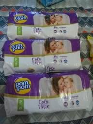 1a6f2297fe Fralda descartável Pom Pom e toalhas umedecidas Baby Wipes