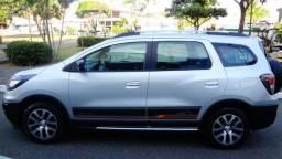 Gm - Chevrolet Spin Activ 1.8 flex , toda revisada Chevrolet - 2017