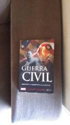 Livro Guerra Civil- Stuart Moore