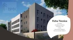 Apartamento garden à venda, 88 m² por r$ 226.900,00 - fazendinha - curitiba/pr