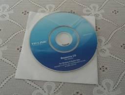 Manual, CD De Instalação Roteador TP- Link - WR340G
