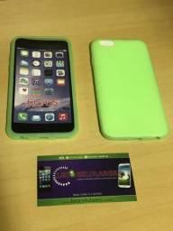Capa silicone apple iphone 6g 6s