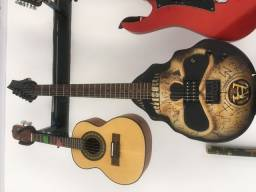 Guitarra Alchemy gothic omega, limited edition 1977