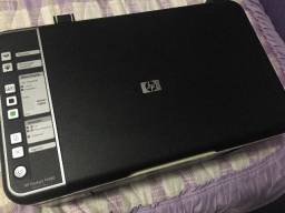 Impressora Multifuncional HP F4180 Completa - Necessita de Manutenção