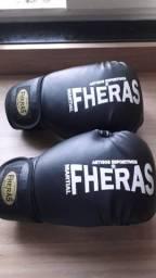 Luva de Luta Boxe/Muay Thai Fheras