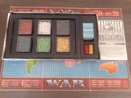 War - Clássico jogo de tabuleiro da Década de 80. Completo E Conservado