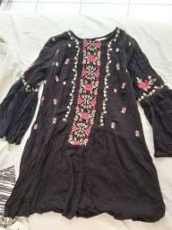 Dois vestidos no tamanho 12/13 anos