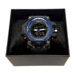Relógio Casio G-shock Rangeman Preto Com Garantia Produto Novo